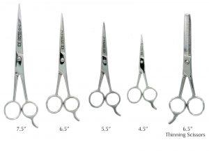 Barber Scissors & Shears