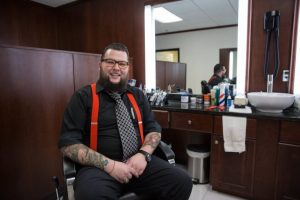 barber shops open Sunday
