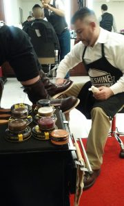 Shoeshines in Salt Lake City