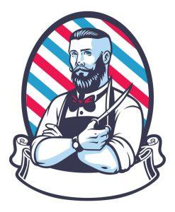 A Man's Barber Shop