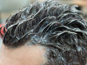 Men's Hair Coloring