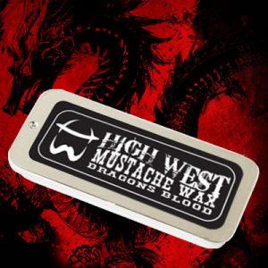 High West Beards mustache wax