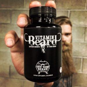 High West Beards vitamins
